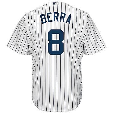 huge discount 20275 403c4 Majestic Men's New York Yankees Yogi Berra #8 Cool Base Replica Jersey