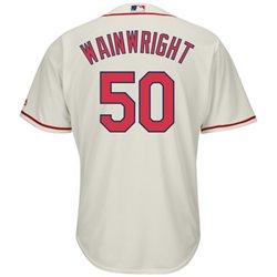Men's St. Louis Cardinals Adam Wainwright #50 Cool Base Replica Jersey