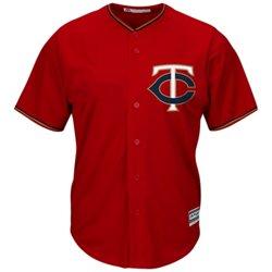 Majestic Men's Minnesota Twins Cool Base® Replica Jersey
