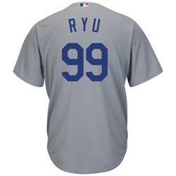 Majestic Men's Los Angeles Dodgers Hyun-jin Ryu #99 Cool Base® Jersey