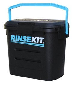 RinseKit® Portable Pressurized Shower System