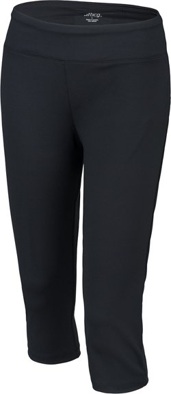 Women's Polyester Capri Tights