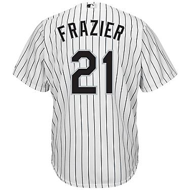 factory price 0ae77 5a2c8 Majestic Men's Chicago White Sox Todd Frazier #21 Cool Base Replica Jersey