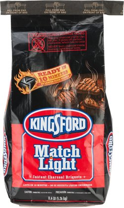 Kingsford™ Match Light® Charcoal Briquettes