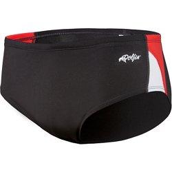 Men's Colorblock Racer Swimsuit