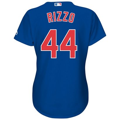 b98a77aad ... Majestic Women's Chicago Cubs Anthony Rizzo #44 Cool Base Replica Jersey.  Chicago Cubs. Hover/Click to enlarge
