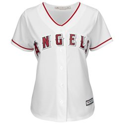 Majestic Women's Los Angeles Angels of Anaheim Cool Base® Replica Alternate Jersey