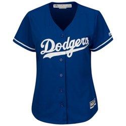 Majestic Women's Los Angeles Dodgers Cool Base Replica Jersey