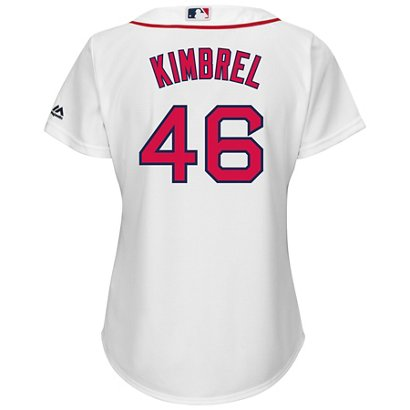 174ce6db8 ... Women s Boston Red Sox Craig Kimbrel  46 Cool Base Replica Home Jersey. Red  Sox Jerseys. Hover Click to enlarge