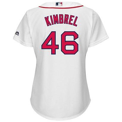 30824ad18 Majestic Women s Boston Red Sox Craig Kimbrel  46 Cool Base Replica ...