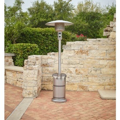 Patio Heaters. Hover/Click to enlarge - Mosaic Patio Heater With Table Academy