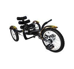 Mobo Cruiser Kids' Mobito 3-Wheel Cruiser