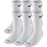 Nike Men's Dri-FIT Crew Socks 6 Pack