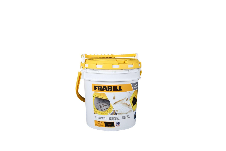 Plano™ Frabill 2-Gallon Drainer Bait Bucket