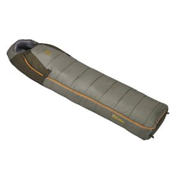 Slumberjack Borderland 20°F Long Dual-Zipper Sleeping Bag
