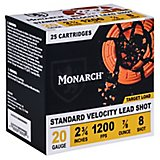 Monarch Target Loads 20 Gauge Shotshells