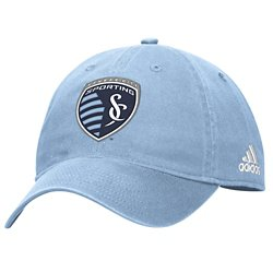 adidas™ Men's Sporting Kansas City Basic Slouch Adjustable Cap