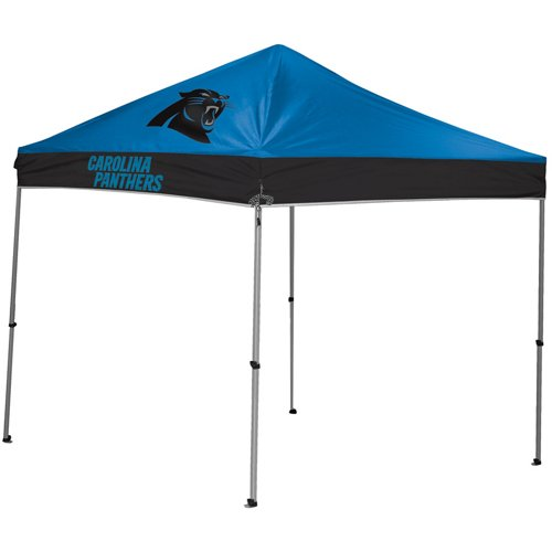 Jarden Sports Licensing Carolina Panthers 9' x 9' Straight-Leg Canopy