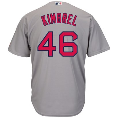 9d3d32a7f ... Majestic Men s Boston Red Sox Craig Kimbrel  46 Cool Base Replica Jersey.  Red Sox Jerseys. Hover Click to enlarge