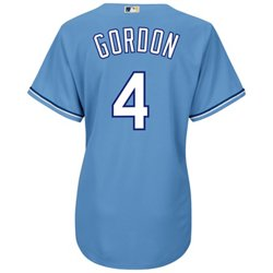Women's Kansas City Royals Alex Gordon #4 Cool Base® Replica Alternate Jersey