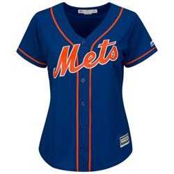 Majestic Women's New York Mets Cool Base® Replica Home Jersey