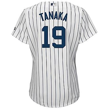 new product adf5c 225a0 Majestic Women's New York Yankees Masahiro Tanaka #19 Cool Base® Replica  Home Jersey