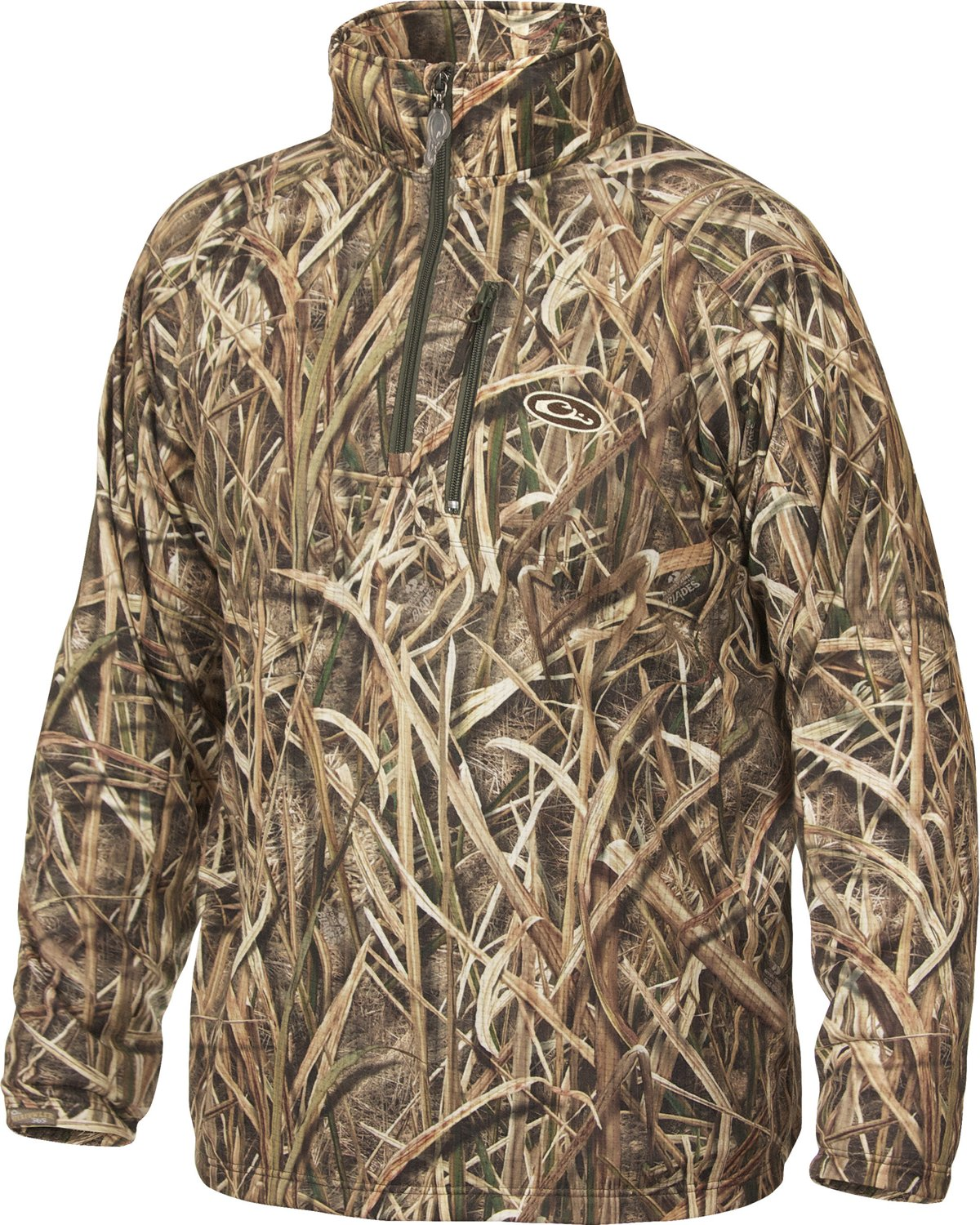 Display product reviews for Drake Waterfowl Men s BreatheLite 1 4 Zip  Pullover b260ccf3a203a