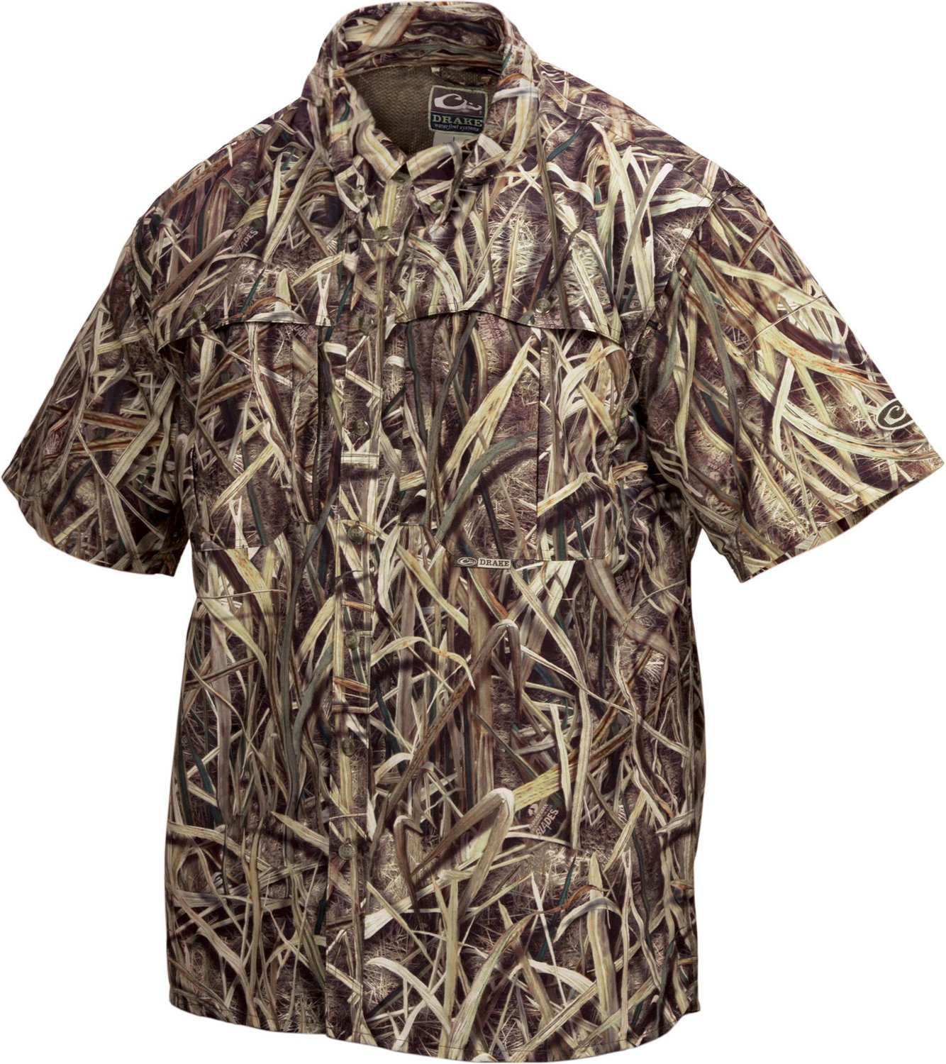 6e556f49158 Display product reviews for Drake Waterfowl Men's EST Vented Wingshooter's  Short Sleeve Shirt