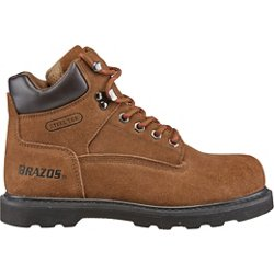 Women's Dane V Steel Toe Lace Up Work Boots