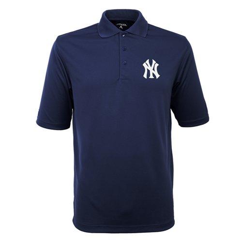 Antigua Men's New York Yankees Exceed Polo Shirt