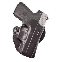 DeSantis Gunhide Mini Scabbard GLOCK 42/43 Belt Slide Holster