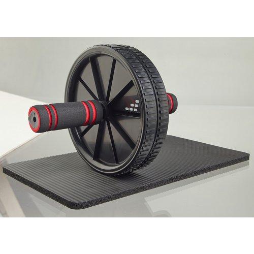 BCG Ab Toning Wheel Set