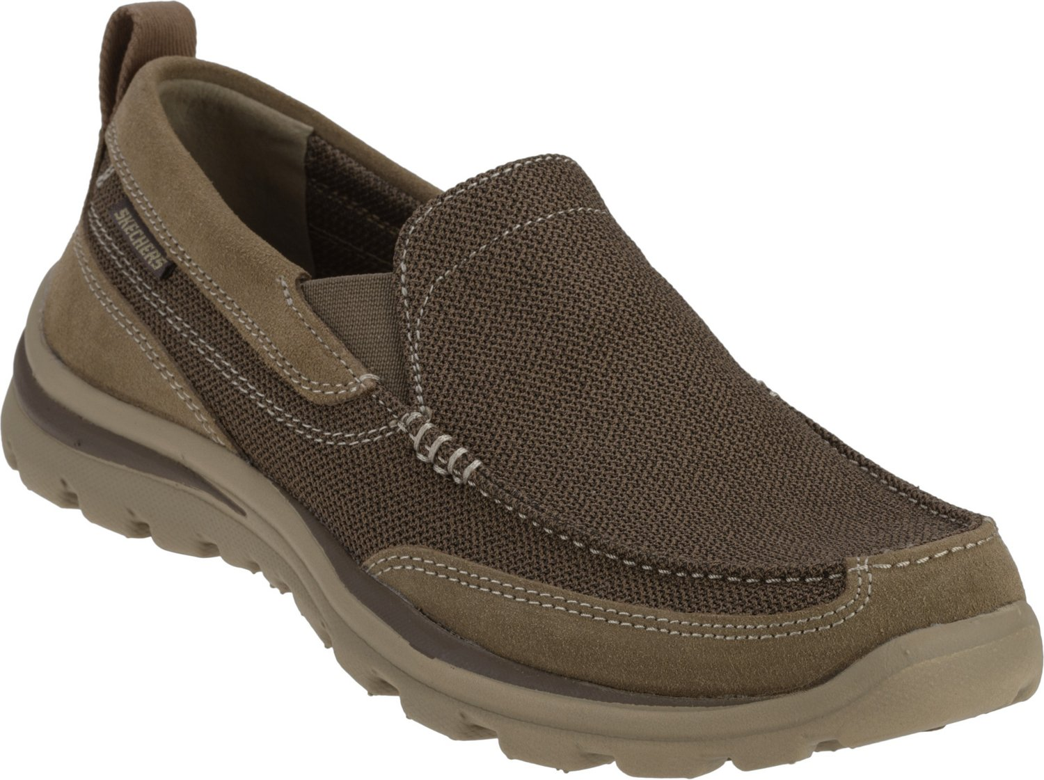 Display product reviews for SKECHERS Men s Relaxed Fit Superior Milford  Shoes 001f54693