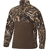 7f92972ef6f Men's 2-Tone Camo Camp Fleece