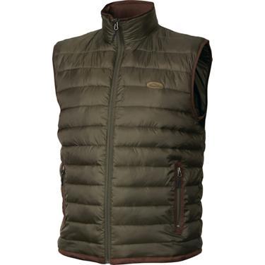e4782a8571e ... Drake Waterfowl Men's Double Down Vest. Men's Jackets & Vests.  Hover/Click to enlarge