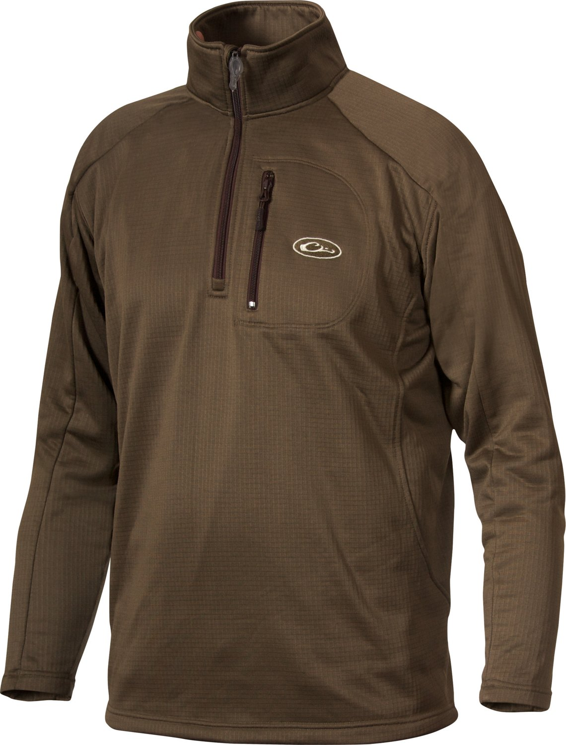 b15ecd28fccd8 Display product reviews for Drake Waterfowl Men's Breathelite 1/4 Zip  Fleece Pullover