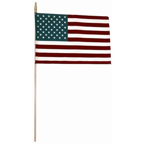 Independence Flag 12' x 18' Handheld American Flag