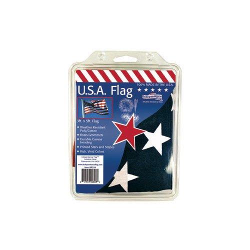 Independence Flag 3' x 5' 60' United States Flag