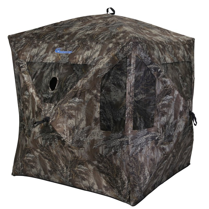 Ameristep Brickhouse Blind - Hunting Stands/Blinds/Accessories at Academy Sports thumbnail