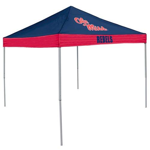 Logo™ University of Mississippi 2-Logo Tailgate Tent