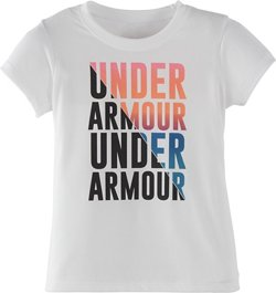 Under Armour™ Girls' Favorites T-shirt