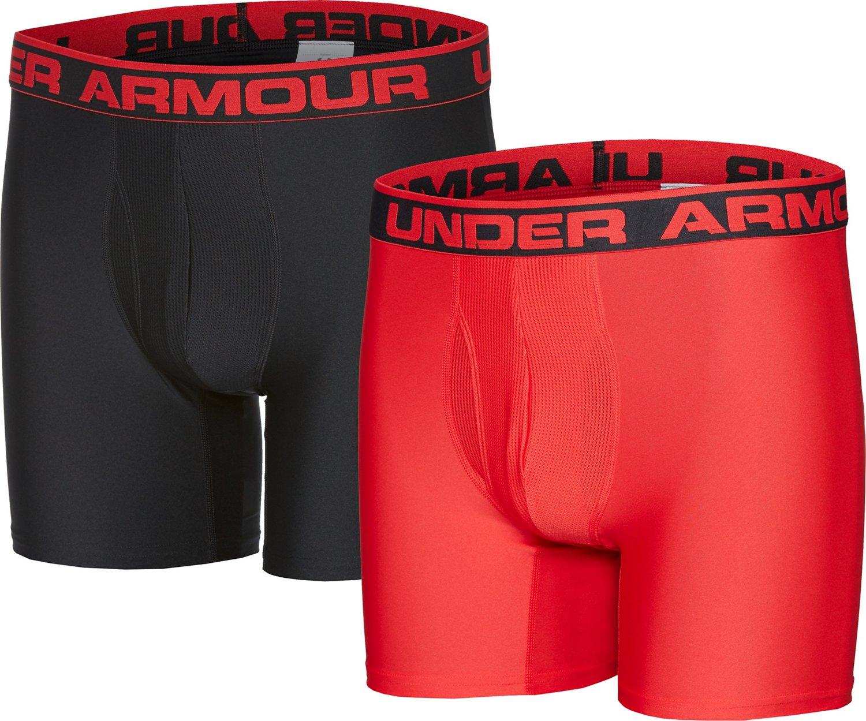 c09e811bbd33f5 Under Armour Men's Original Series Boxerjock Boxer Briefs 2-Pack | Academy