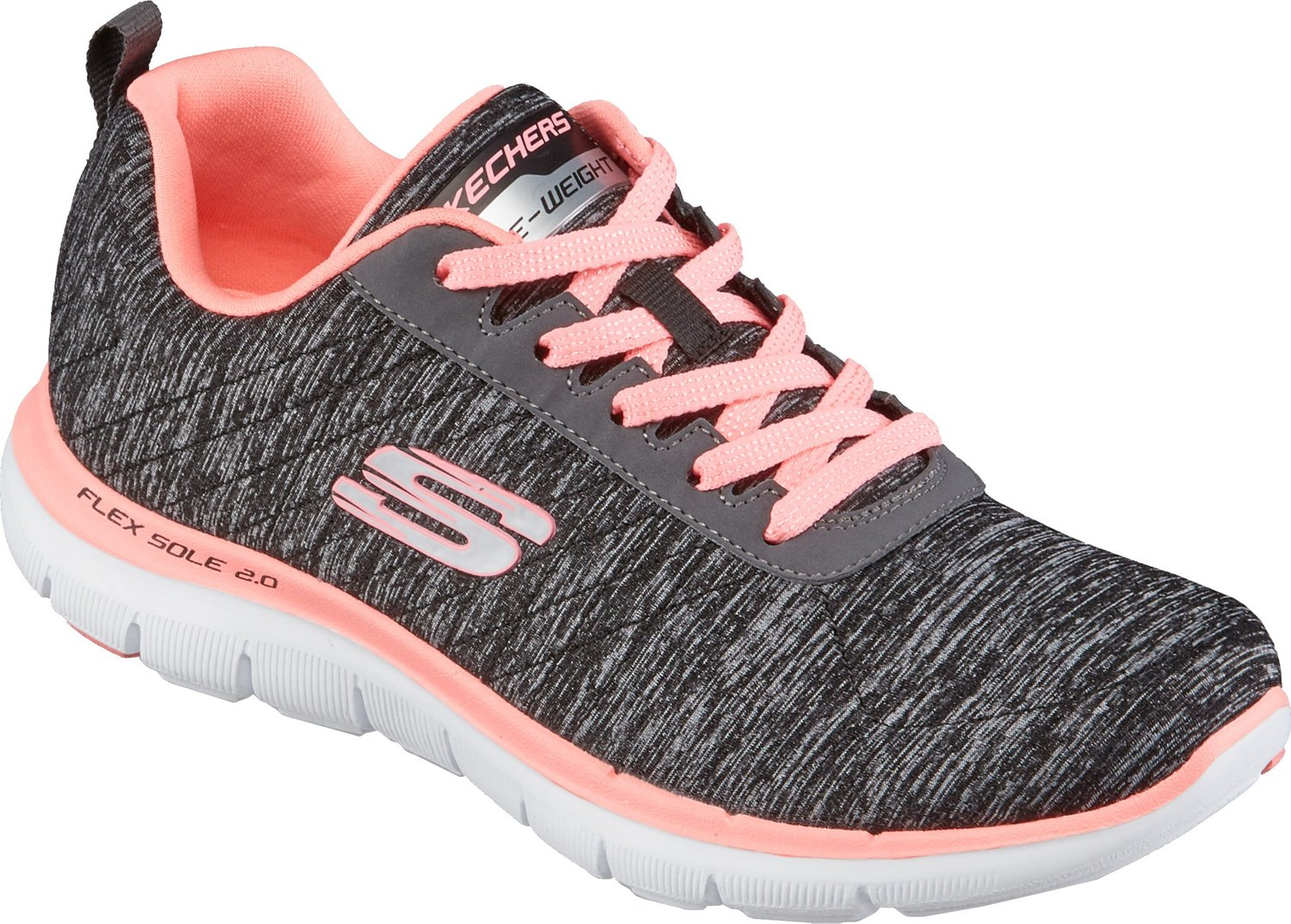 Display product reviews for SKECHERS Women s Flex Appeal 2.0 Training Shoes 66d0569c44e9f