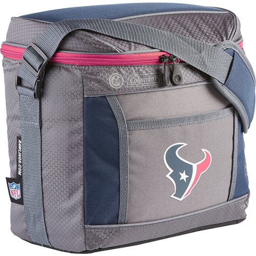 Coleman™ Houston Texans 16-Can Soft-Sided Cooler