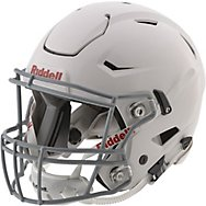Football Helmets + Accessories