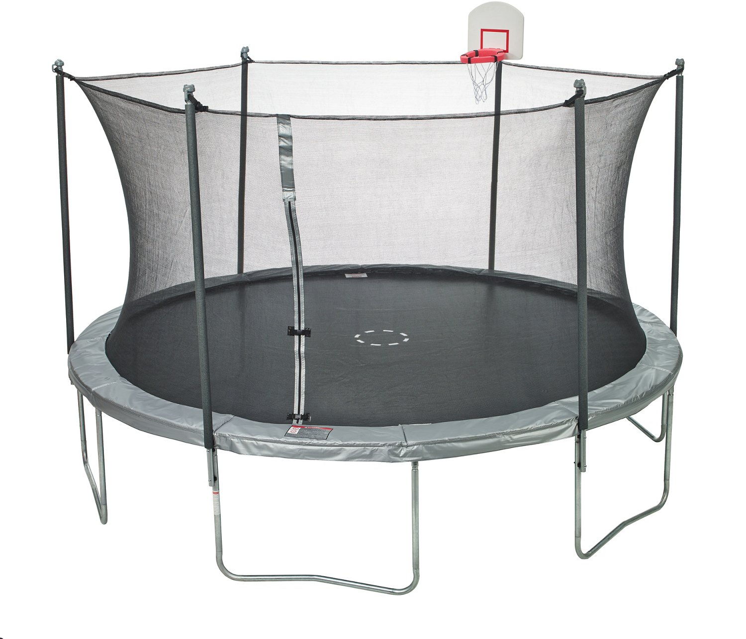 Trampolines For Sale Enclosed More Academy 1 10 Truck Bekas Display Product Reviews Jumpzone 15 Ft Trampoline With Dunkzone Basketball Hoop Spinner Flash Litezone