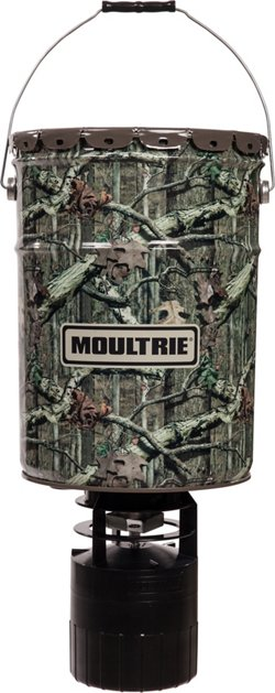 Moultrie 6.5 Gallon Pro Hunter Digital Hanging Feeder