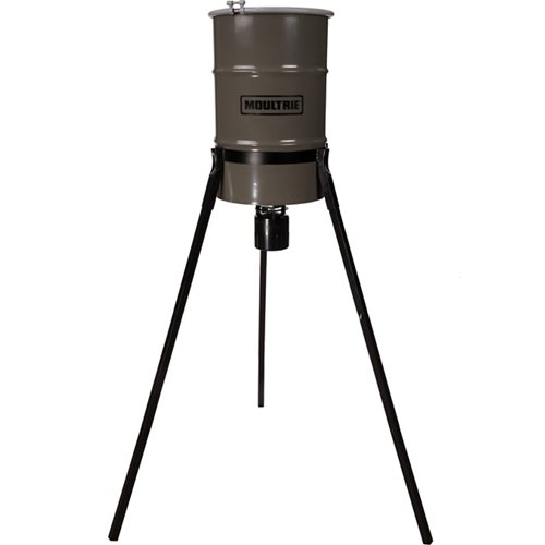 Moultrie Pro Hunter 30-Gallon Tripod Deer Feeder