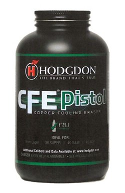 Hodgdon Copper Fouling Eraser Pistol Powder