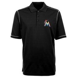 Antigua Men's Miami Marlins Icon Piqué Polo Shirt